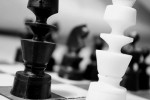 black-and-white-game-match-chess