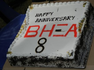 8th Anniversary Celebration